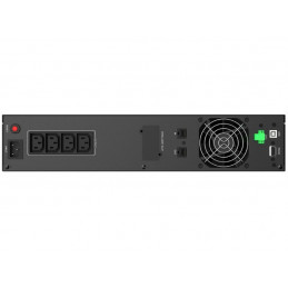 "UPS RACK 19"" POWERWALKER LINE-INTERACTIVE 1200VA, 4X IEC OUT, RJ11/RJ45 IN/OUT, USB, LCD, EPO"