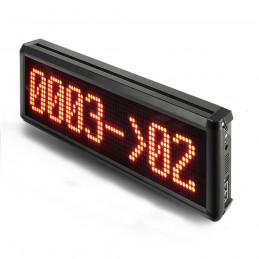 KALER - GEN-500 - Kolejkowy wyświetlacz LED