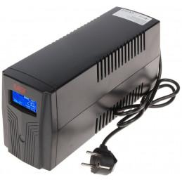 ZASILACZ UPS AT-UPS650BK-LCD 650  VA EAST