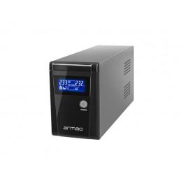 UPS ARMAC OFFICE LINE-INTERACTIVE 850F LCD 2X SCHUKO METALOWA OBUDOWA