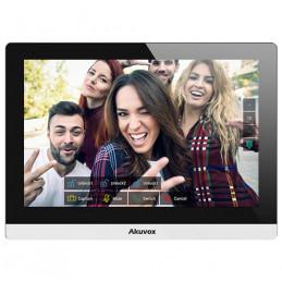 "AKUVOX C317A Monitor 10"" Android kamera WiFI PBX"