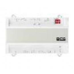 Kontroler dostępu w obudowie DIN BCS-KKD-J222D