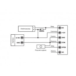 VIDI-AC-2S-E zestaw z podtrzymaniem napięcia