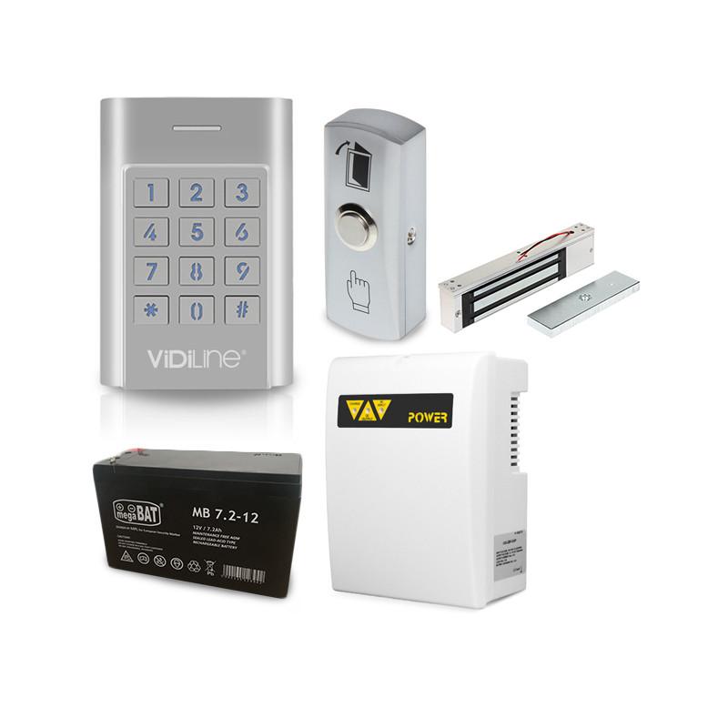 VIDI-AC-4S-W- zestaw z podtrzymaniem napięcia ze zworą elektromagnetyczną