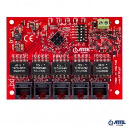 Switch PoE 5 portowy gigabit 10/100/1000Mbps