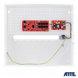 Zasilacz 96W, switch PoE 10 portowy