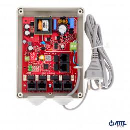 Switch PoE 6 portowy 10/100Mbps (5xPoE + 1xUplink)