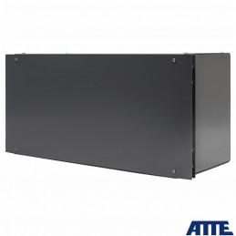 Zestaw do 16 kamer IP, w obudowie RACK ABOX-R5U0, zasilacz 192W (2x96W), switch PoE 18 portowy (16xPoE 10/100Mbps + 2xGigabit Up