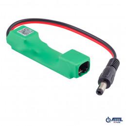 Adapter PoE obniżający napięcie ATTE ASDC-12-124-HS