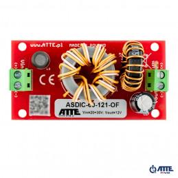 Izolowana przetwornica DC/DC ATTE ASDIC-60-121-OF