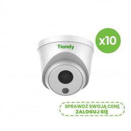 Zestaw 10 kamer sieciowych IP Tiandy TC-NCL522S 5Mpix Starlight