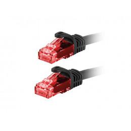 Patchcord VidiLine kabel sieciowy LAN RJ-45 kategorii UTP kat. 6 0,5 metra